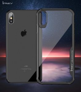Ốp dẻo IPAKY chống shock iPhone X / Xs Max